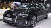 Audi A6 Avant Motor Expo 2018 Images Front Three Q
