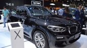Bmw X4 Thai Motor Expo 2018 Images Front Three Qua