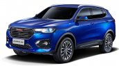 Haval H6 Front Three Quarters