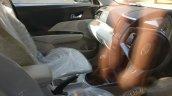 Mahindra S201 Spy Image Covered Images Interior Da