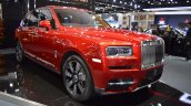 Rolls Royce Cullinan Thai Motor Expo 2018 Images F