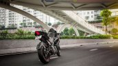 Accessorised Yamaha Yzf R15 By Saigon Maxspeed Rea