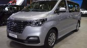 Hyundai H 1 Deluxe Thai Motor Expo 2018 Images Fro