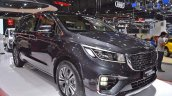 Kia Grand Carnival Thai Motor Expo 2018 Images Fro