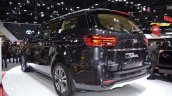 Kia Grand Carnival Thai Motor Expo 2018 Images Rea