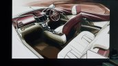 Mahindra Xuv300 Interior Sketch 2