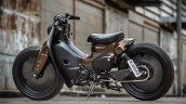 Modified Honda Super Cub K Storm By K Speed Custom