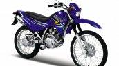 Yamaha Xtz 125 Front Right Quarter Press Image