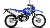 Yamaha Xtz 125 Front Side Profile Press Image