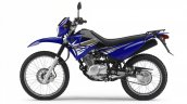 Yamaha Xtz 125 Left Profile Press Image