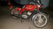 50cc Royal Enfield Explorer By Vishal Agarwal Righ