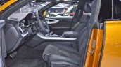 Audi Q8 Thai Motor Expo 2018 Images Front Seats