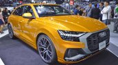 Audi Q8 Thai Motor Expo 2018 Images Front Three Qu