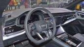 Audi Q8 Thai Motor Expo 2018 Images Interior Dashb