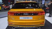 Audi Q8 Thai Motor Expo 2018 Images Rear