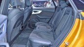 Audi Q8 Thai Motor Expo 2018 Images Rear Seats