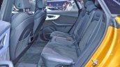 Audi Q8 Thai Motor Expo 2018 Images Rear Seats