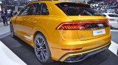 Audi Q8 Thai Motor Expo 2018 Images Rear Three Qua