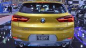 Bmw X2 Thai Motor Expo 2018 Images Rear