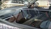Mg Suv New Interior Spy Shot