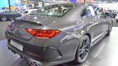 Mercedes Cls Amg Thai Motor Expo 2018 Images Rear