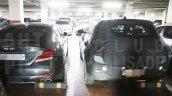 Hyundai Styx Qxi Spy Images Rear 1