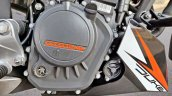 Ktm 125 Duke Abs Review Detail Shots Engine