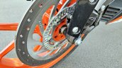 Ktm 125 Duke Abs Review Detail Shots Front Brake