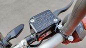 Ktm 125 Duke Abs Review Detail Shots Front Brake O