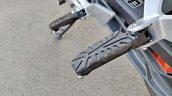 Ktm 125 Duke Abs Review Detail Shots Pillion Footr