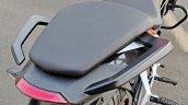 Ktm 125 Duke Abs Review Detail Shots Pillion Seat