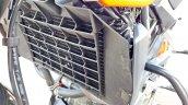 Ktm 125 Duke Abs Review Detail Shots Radiator