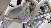Ktm 125 Duke Abs Review Detail Shots Rear Brake Oi