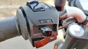 Ktm 125 Duke Abs Review Detail Shots Switchgear Le