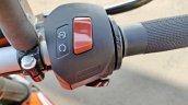 Ktm 125 Duke Abs Review Detail Shots Switchgear Ri