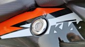 Ktm 125 Duke Abs Review Detail Shots Underseat Sto