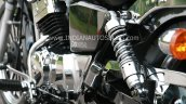 Regal Raptor Dd125e 8 Engine And Rear Suspension