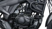 Romet Adv 125fi Pro Engine