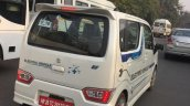 Suzuki Wagon R Ev Rear Three Quarters Spy Photo
