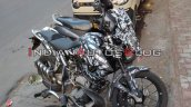 Ktm 390 Adventure Spied In India Right Front Quart