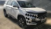 2019 Baojun 530 Facelift Images Front Three Quarte