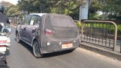 2019 Hyundai Grand I10 Rear Three Quarters Spy Pic