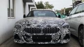 2019 Bmw Z4 India Front 2