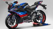 Yamaha Yzf R15 Motogp Safety Bike Livery Black Ren