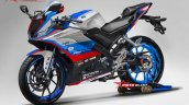 Yamaha Yzf R15 Motogp Safety Bike Livery White Ren
