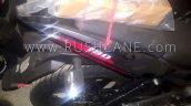 Bajaj Pulsar 180 Abs Spied Rear Panel