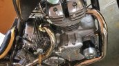 Custom Royal Enfield Bobber 1000cc Engine By Carbe
