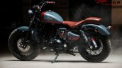 Customised Royal Enfield Bijli By Eimor Customs Le
