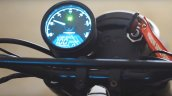 Royal Enfield Bullet 350 Modified Instrument Clust