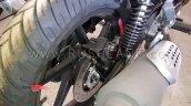 Bajaj Pulsar 150 Twin Disc Abs Spied Rear Brake
